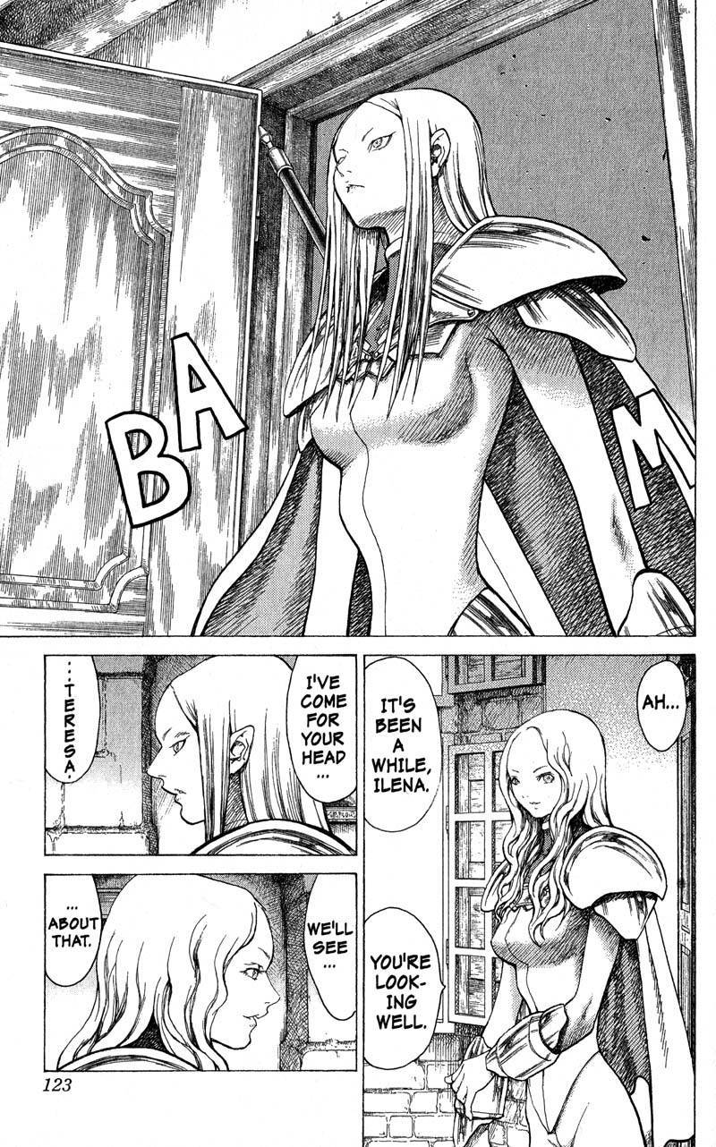 Claymore, Chapter 19 image 020