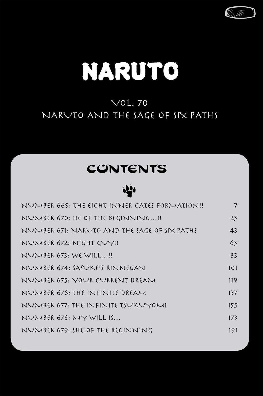 Naruto, Chapter 669 image 007