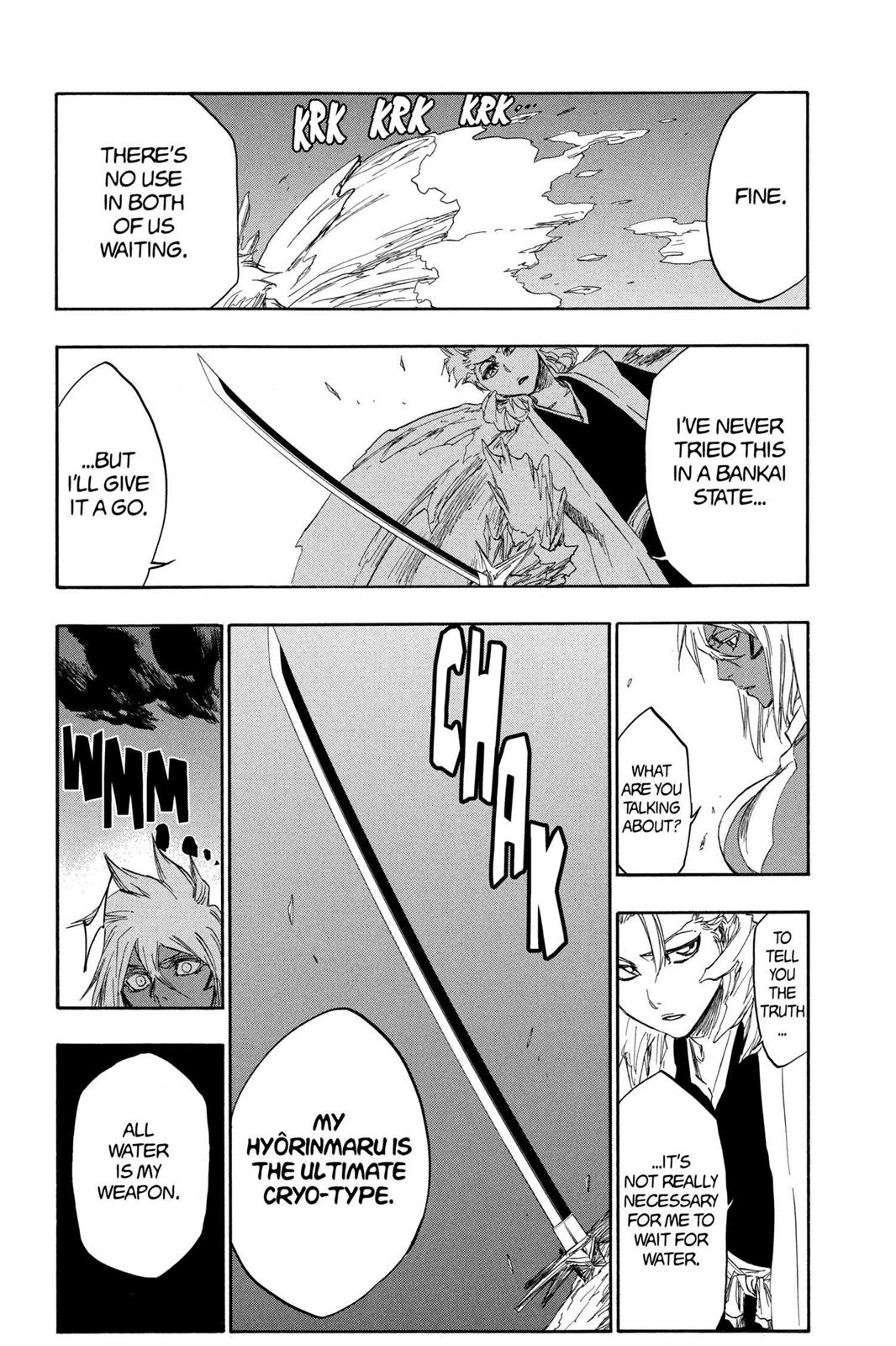 Bleach, Chapter 358 image 017