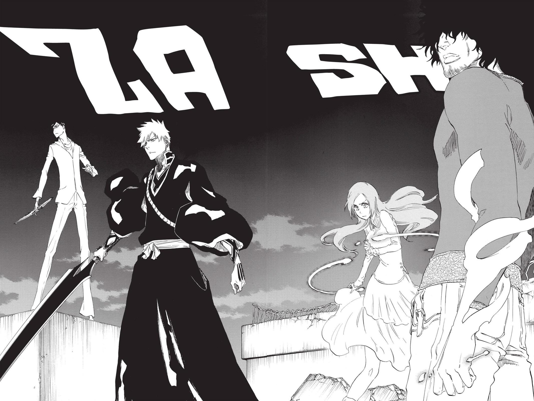 Bleach, Chapter 481 image 010