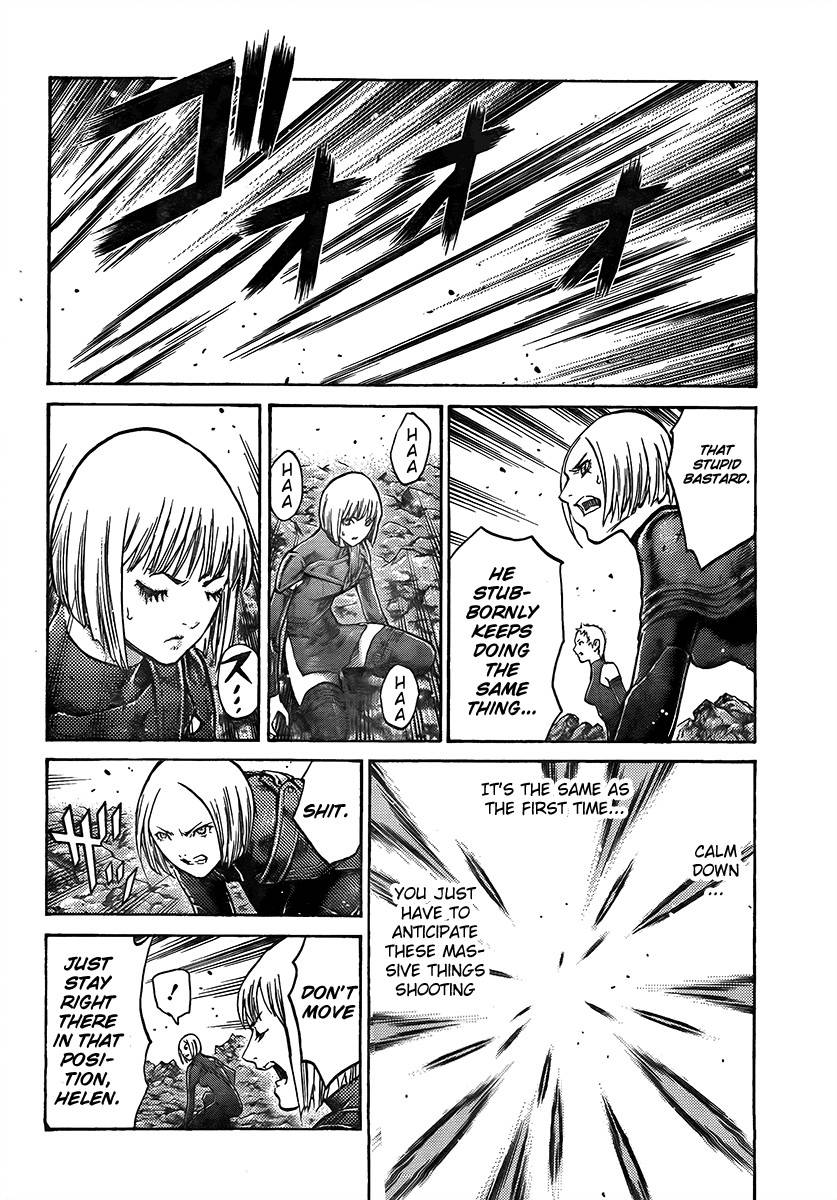 Claymore, Chapter 99 image 015