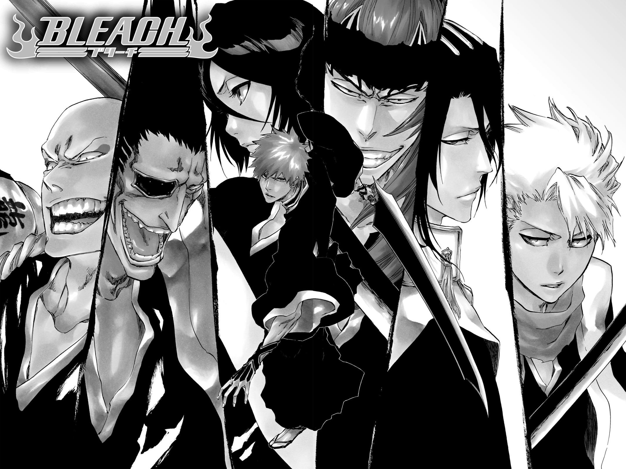 Bleach, Chapter 469 image 002