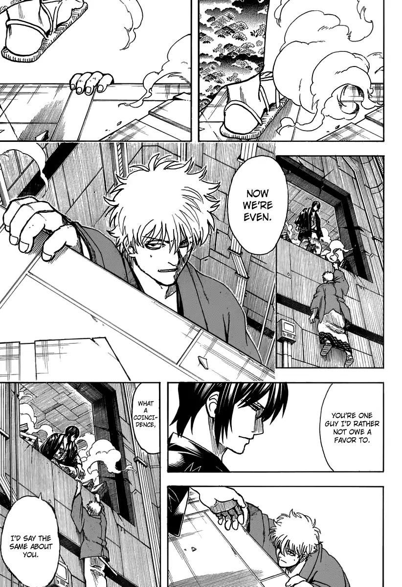 Gintama Chapter, 699 image 051