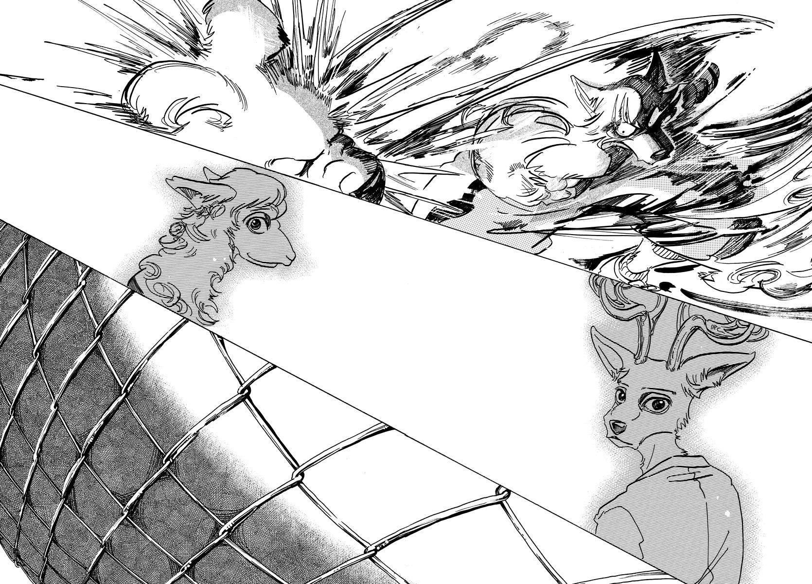 Beastars Manga, Chapter 96 image 011