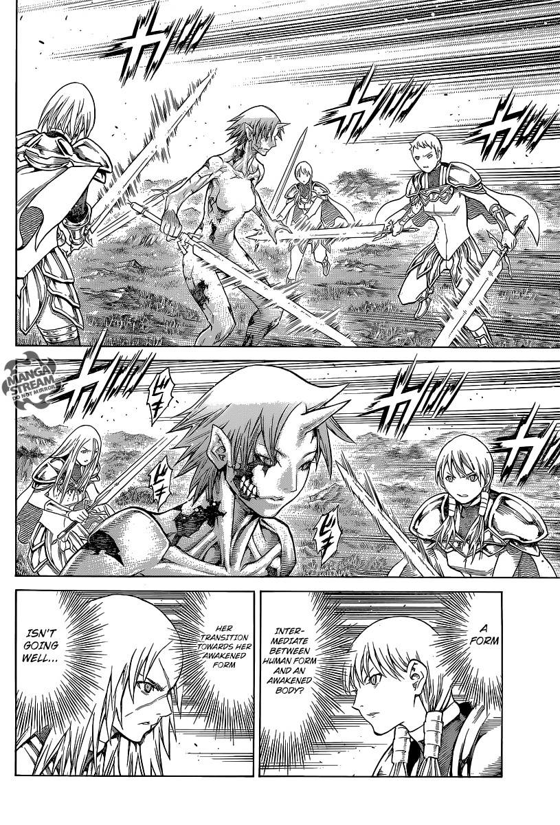 Claymore, Chapter 146 image 006