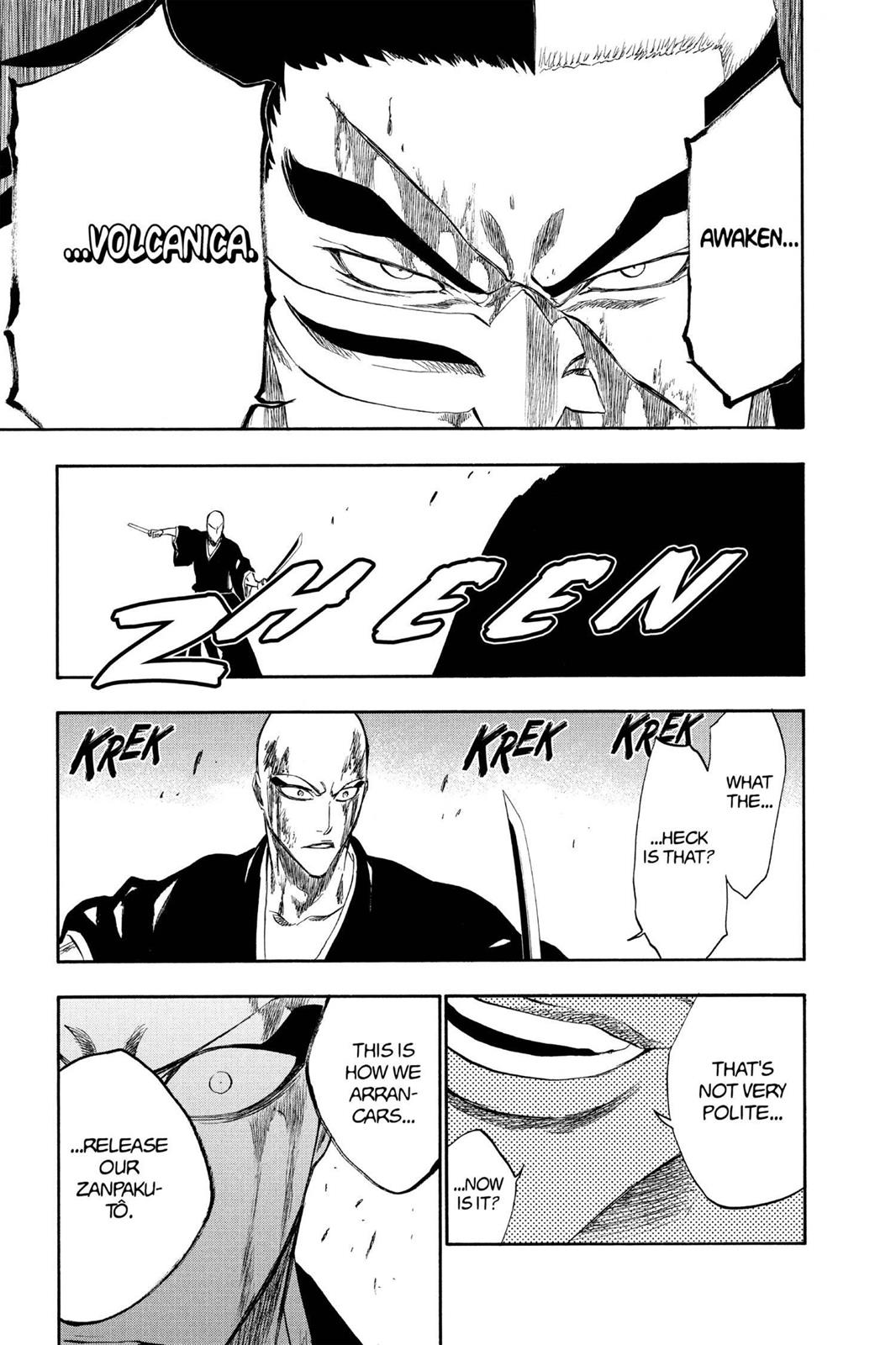 Bleach, Chapter 203 image 017
