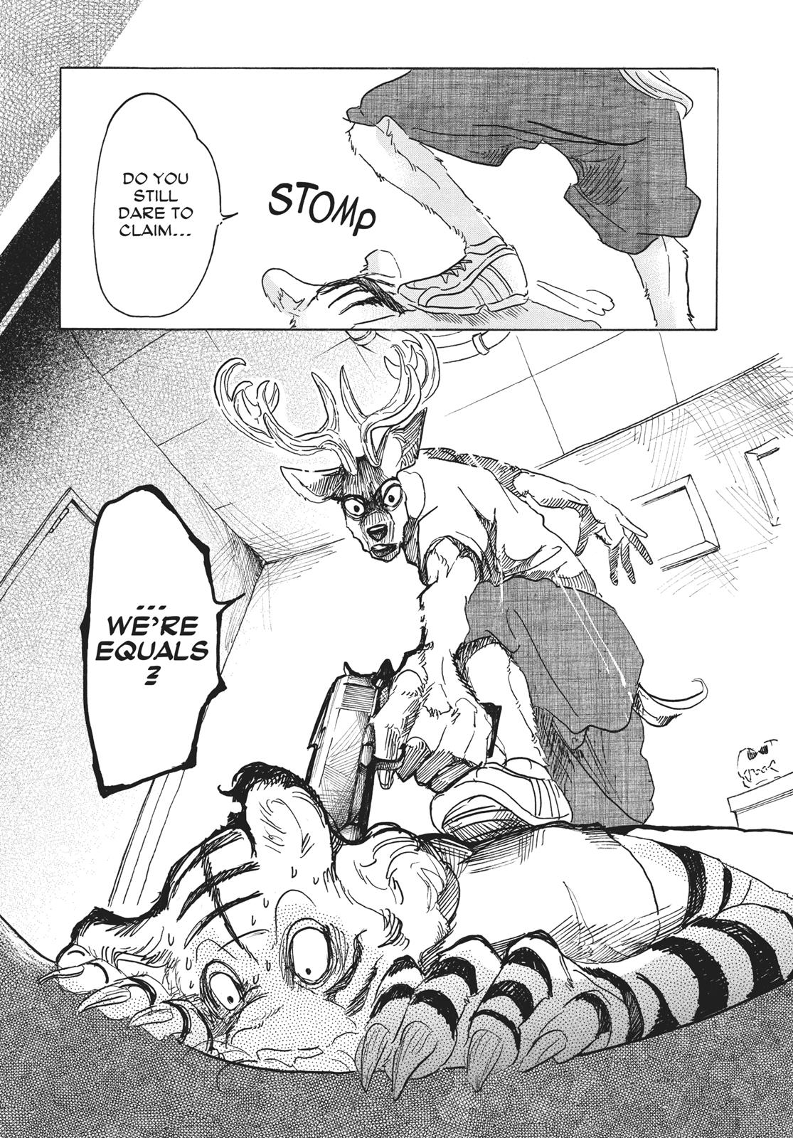 Beastars Manga, Chapter 30 image 017