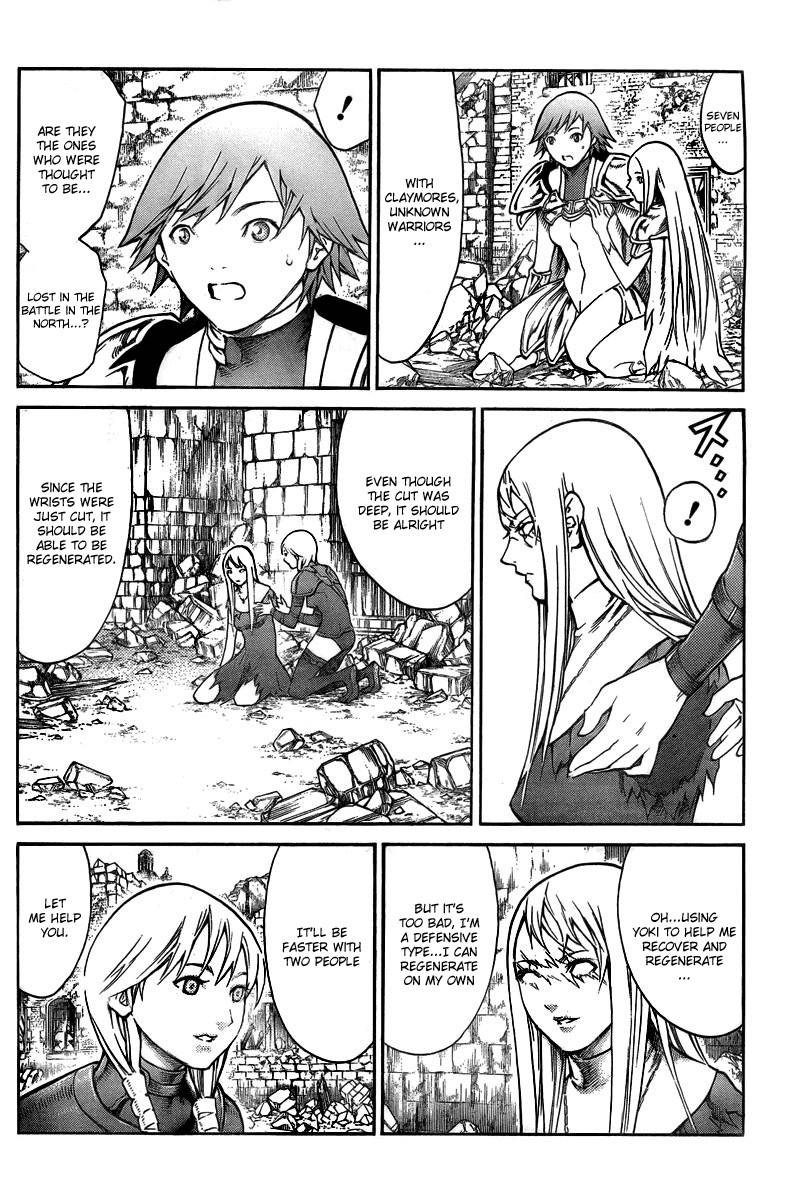 Claymore, Chapter 79 image 003