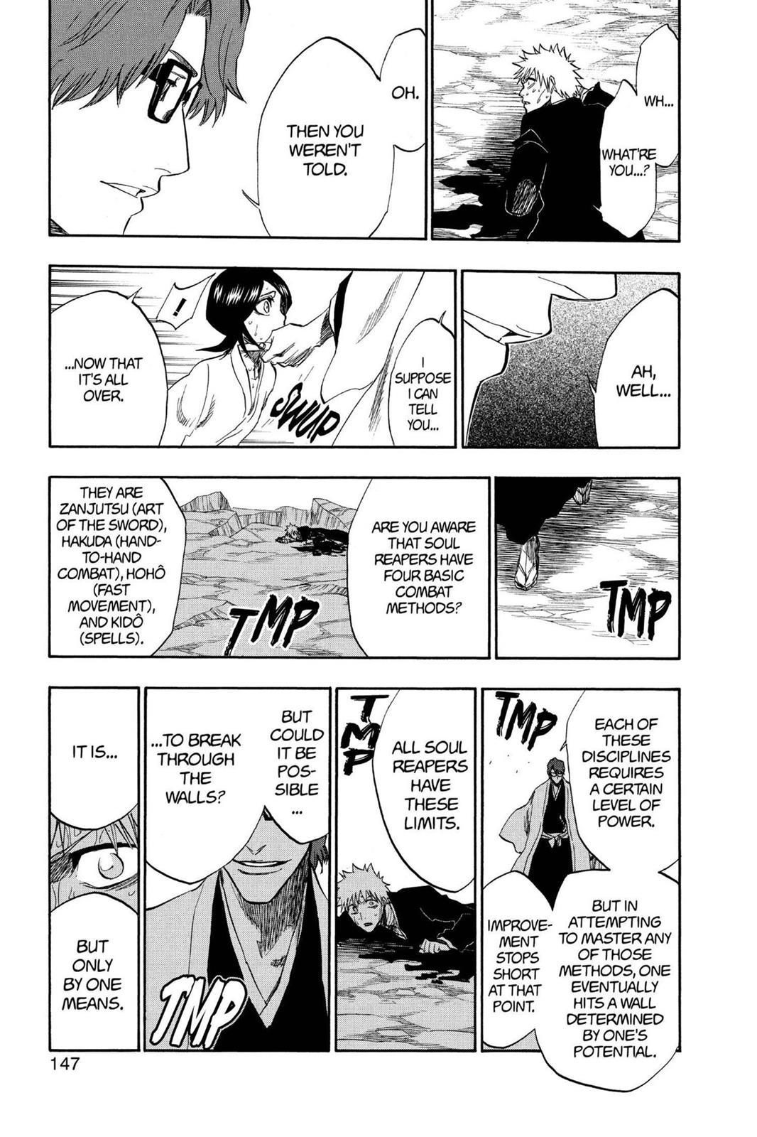 Bleach, Chapter 175 image 009