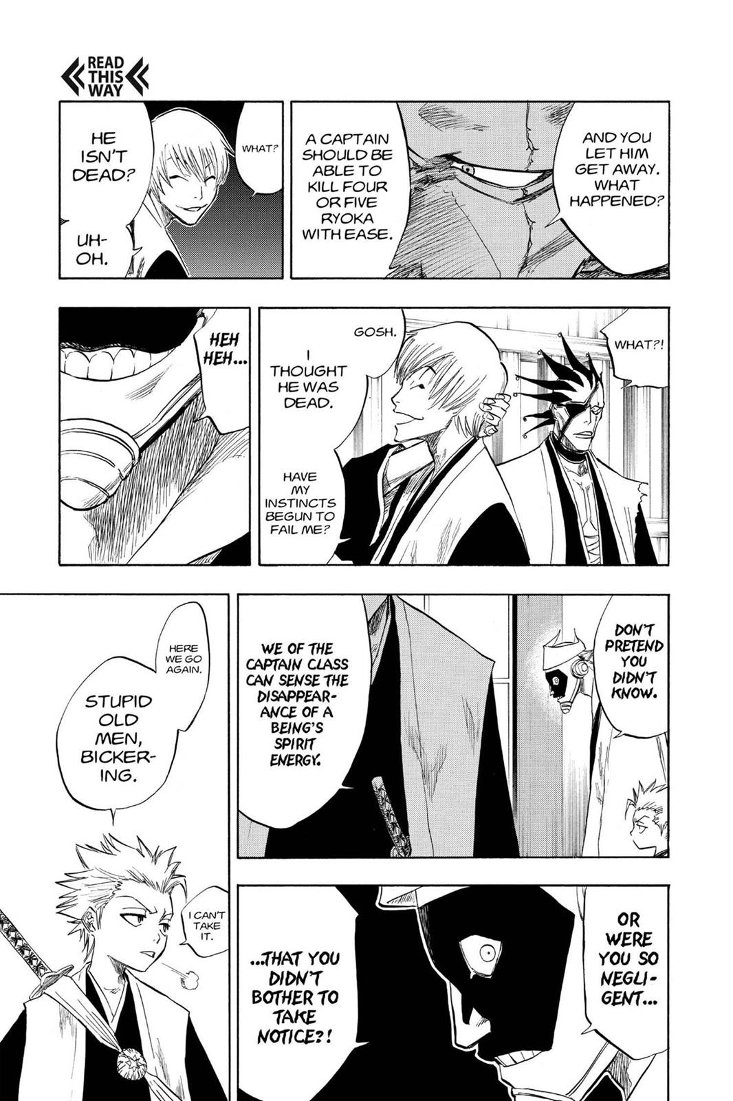 Bleach, Chapter 82 image 003