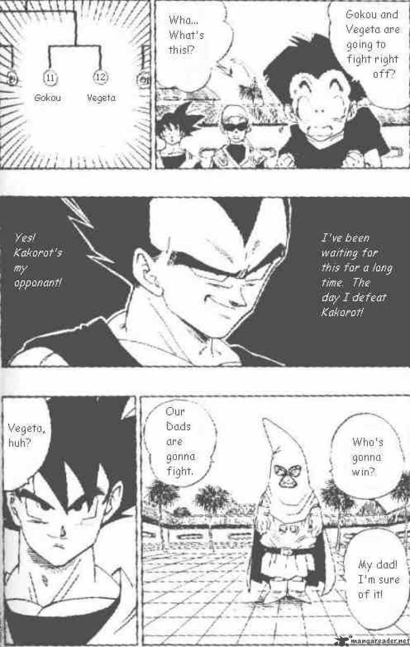 Dragon Ball, Chapter 439 image 011