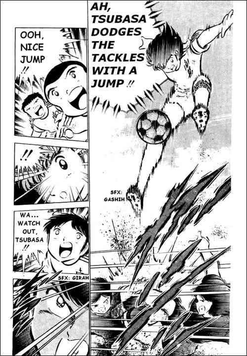 Captain Tsubasa, Chapter 39 image 022