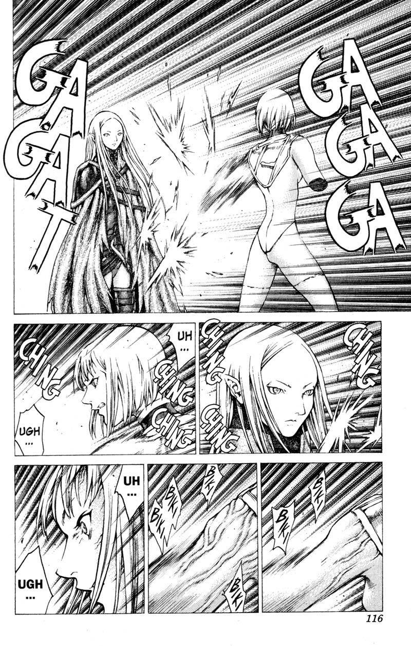 Claymore, Chapter 37 image 027