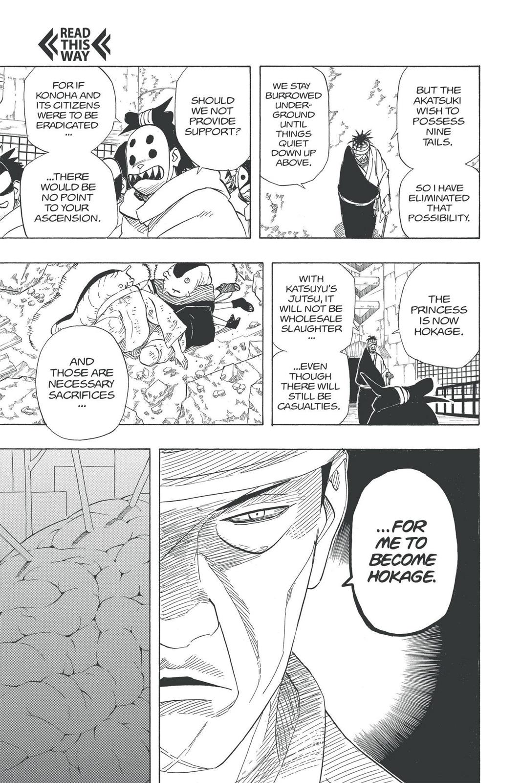 Naruto, Chapter 424 image 003