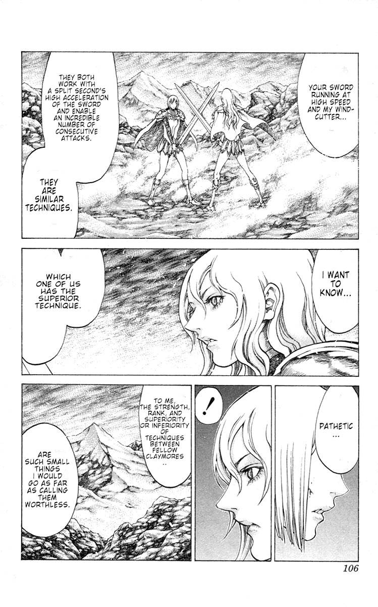 Claymore, Chapter 55 image 004