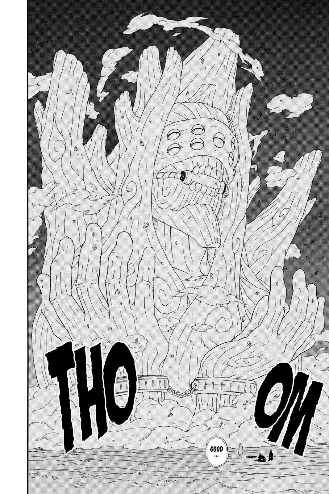 Naruto, Chapter 254 image 023
