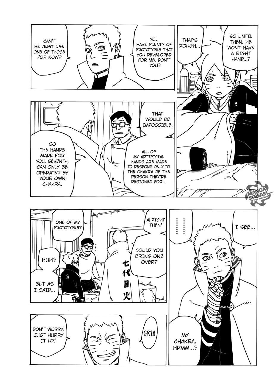 Boruto Manga, Chapter 34 image 010