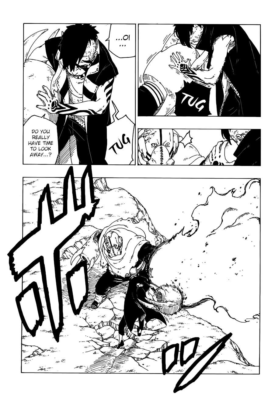 Boruto Manga, Chapter 25 image 016