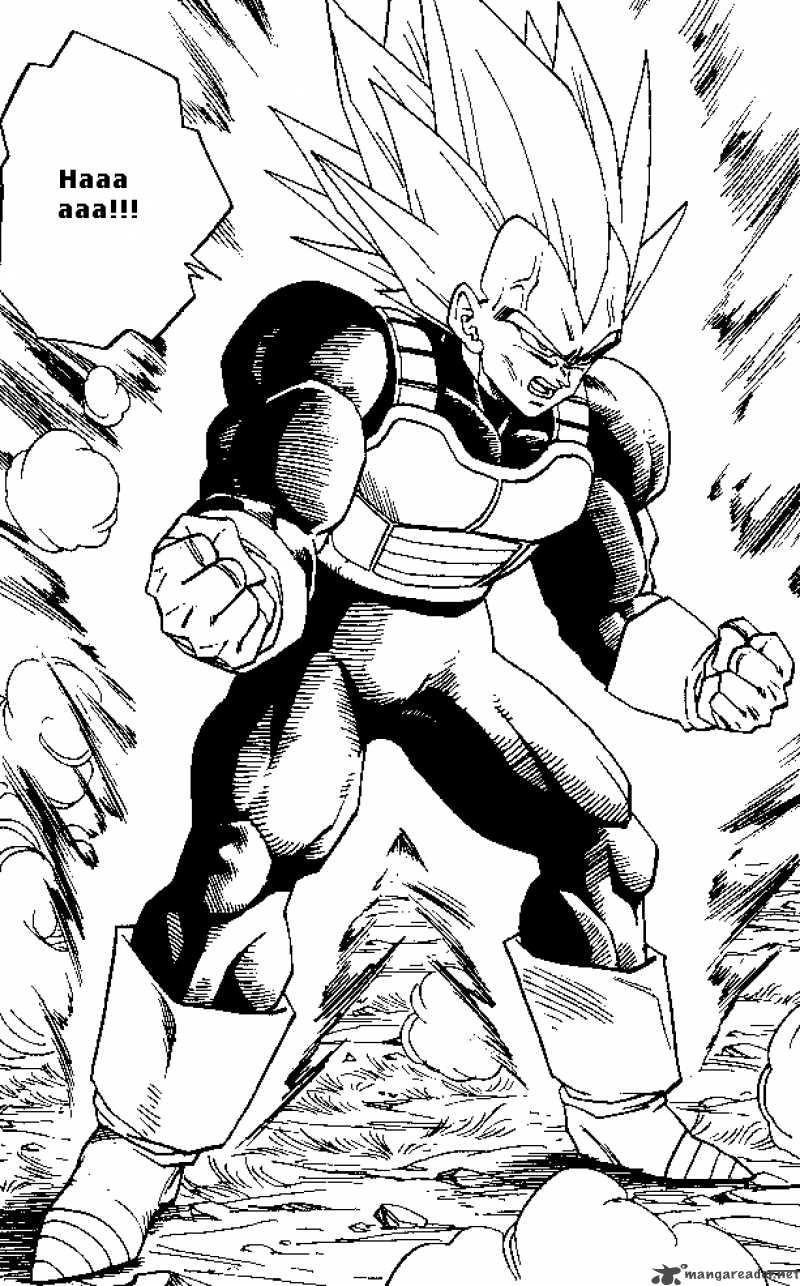 Dragon Ball, Chapter 377 image 012
