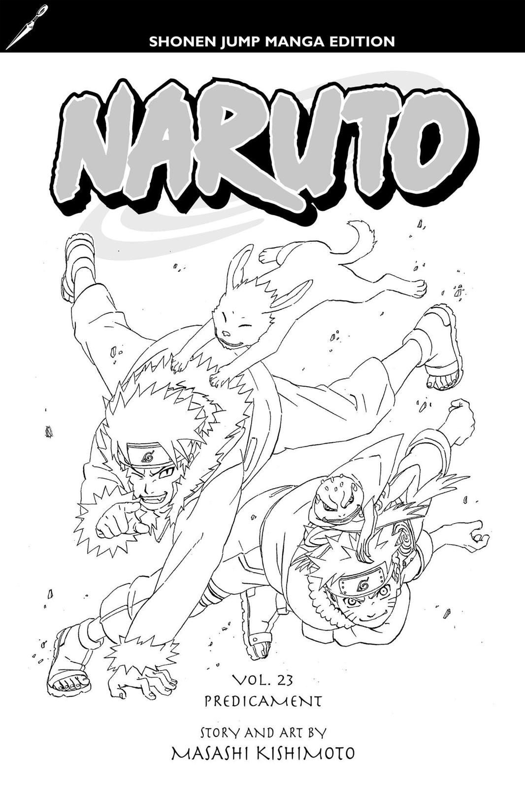 Naruto, Chapter 200 image 004
