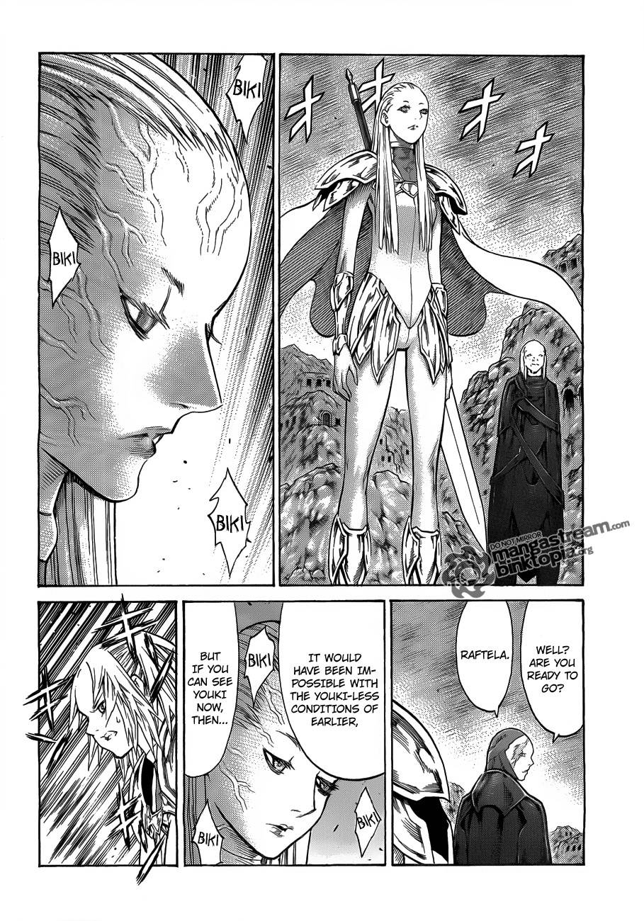 Claymore, Chapter 107 image 021