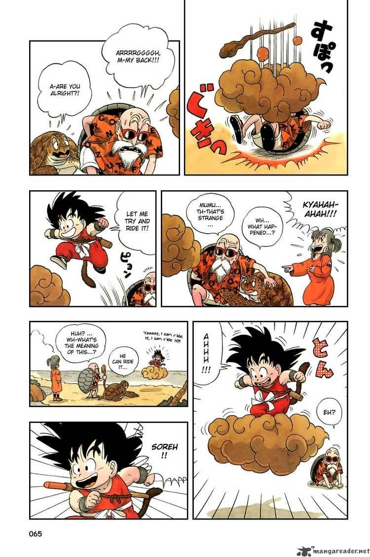 Dragon Ball, Chapter 4 image 004