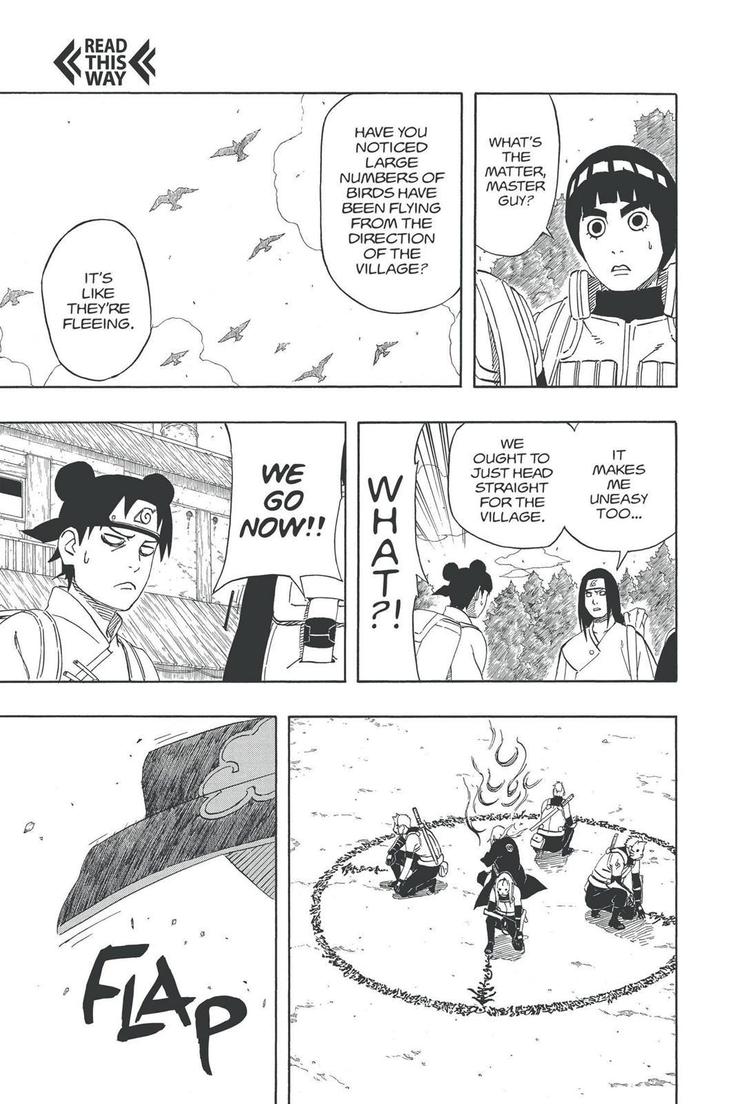 Naruto, Chapter 427 image 015