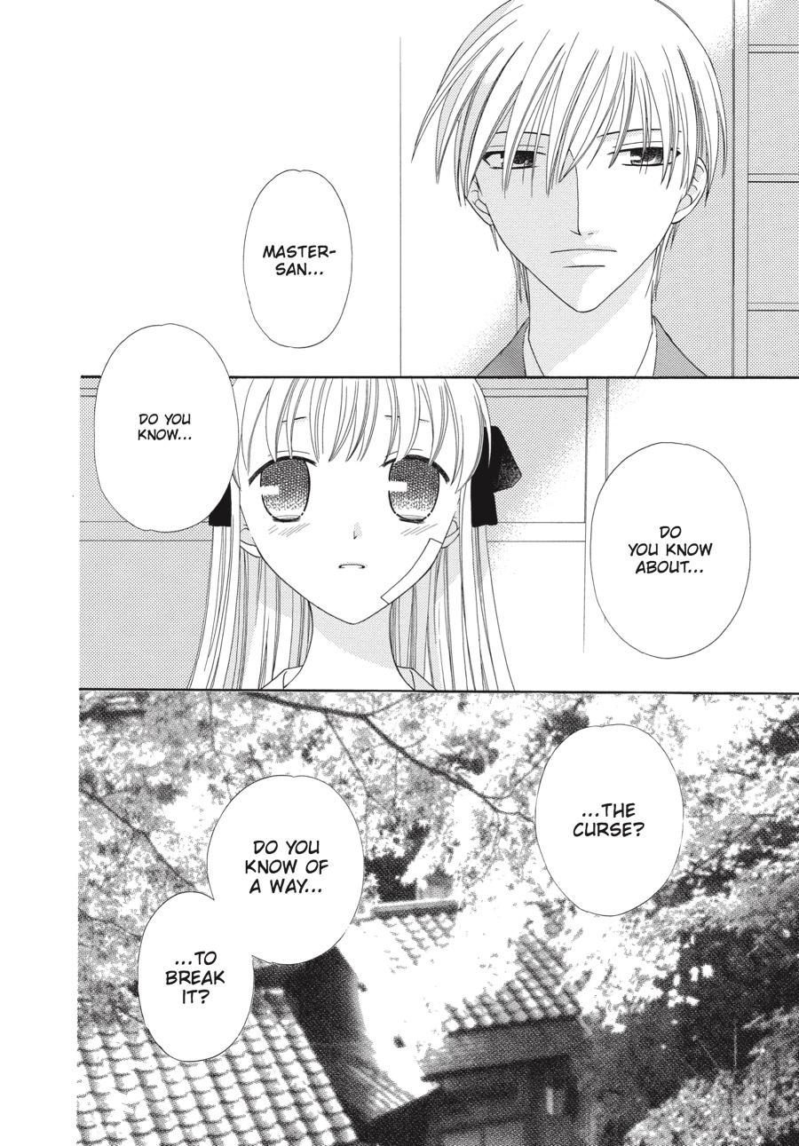 Fruits Basket, Chapter 66 image 032