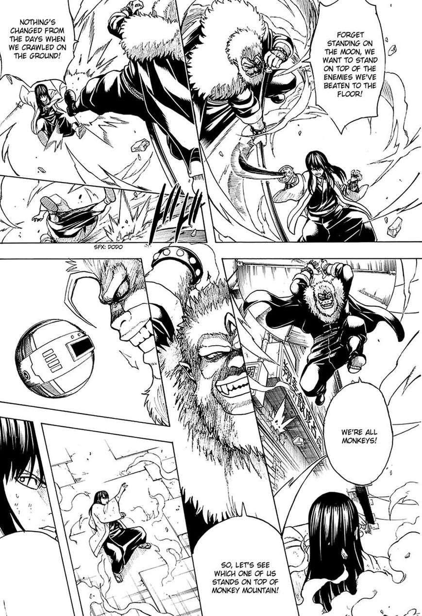 Gintama Chapter, 562 image 009