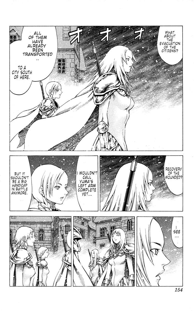 Claymore, Chapter 56 image 019