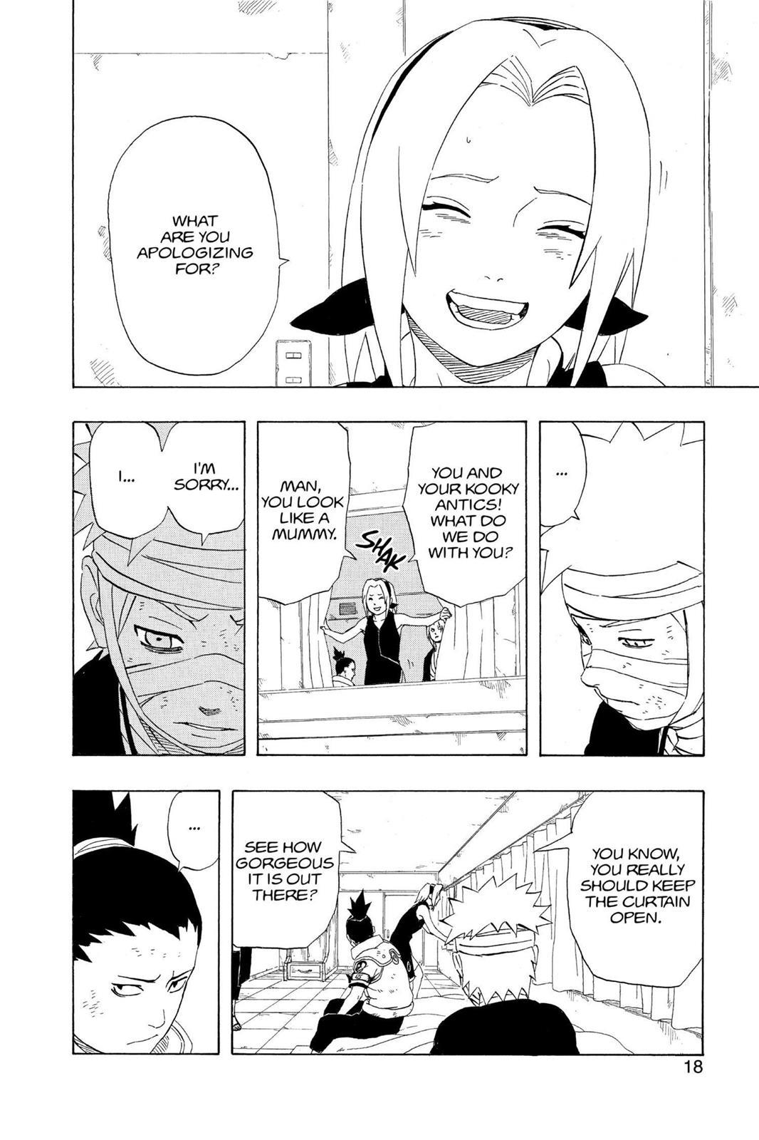 Naruto, Chapter 236 image 019