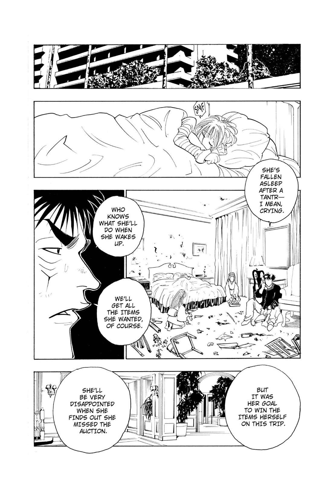 Hunter X Hunter, Chapter 73 image 002
