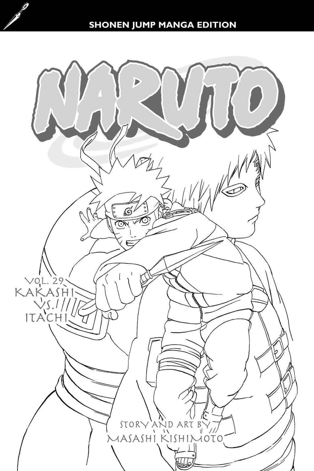 Naruto, Chapter 254 image 004