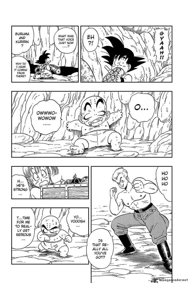 Dragon Ball, Chapter 76 image 013