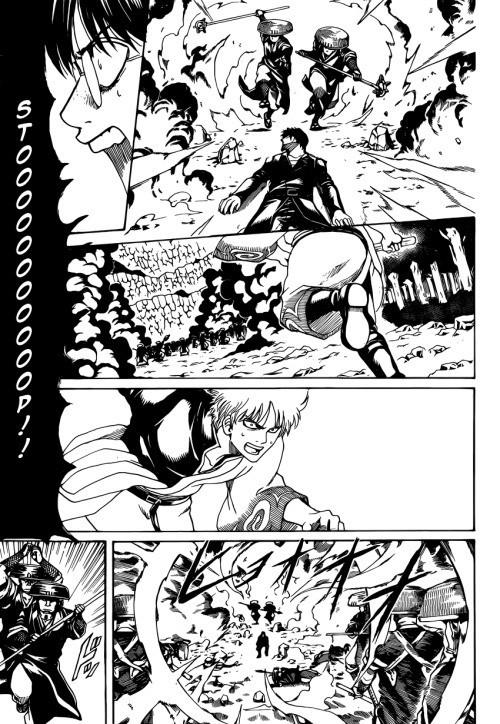 Gintama Chapter, 572 image 012
