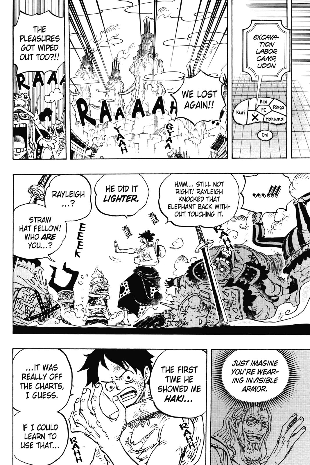 One Piece, Chapter 937 image 004