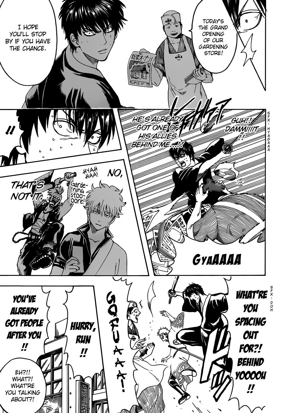 Gintama Chapter, 450 image 015