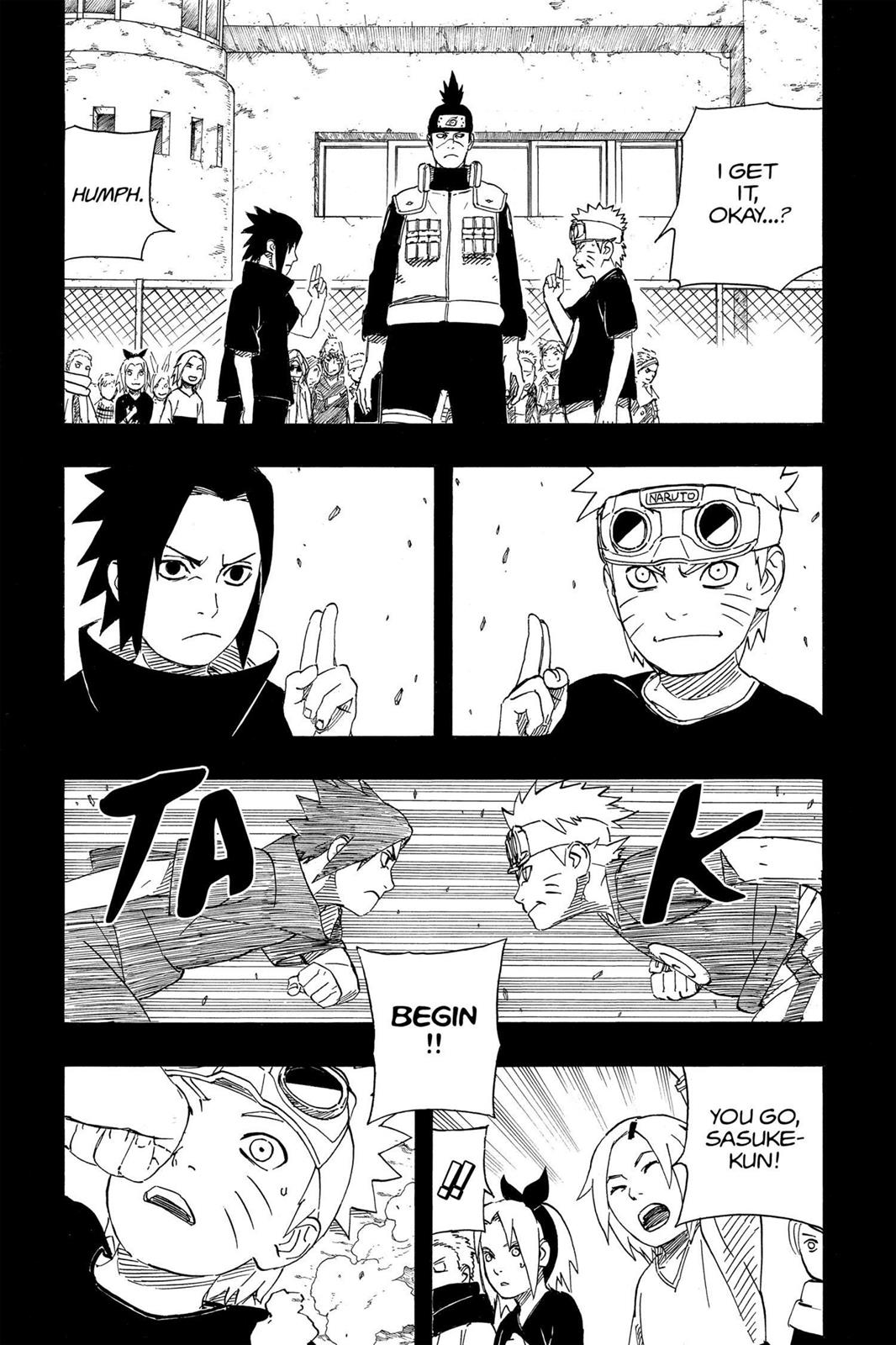 Naruto, Chapter 538 image 011