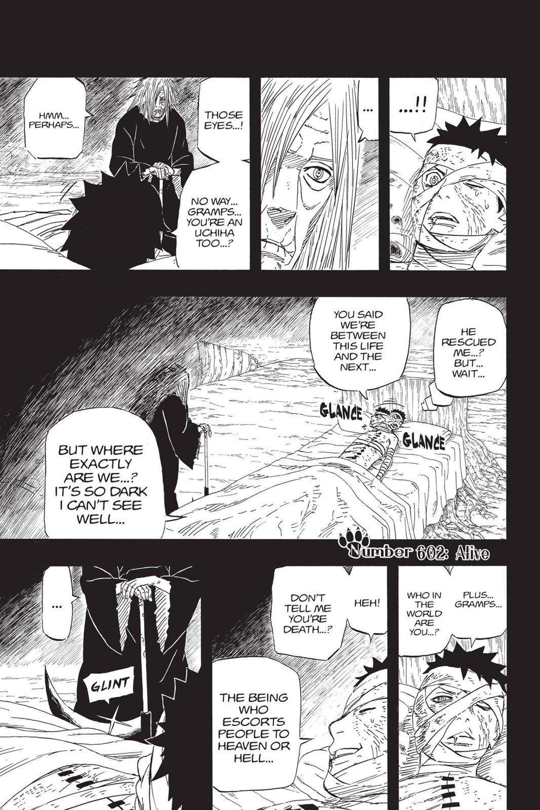 Naruto, Chapter 602 image 001