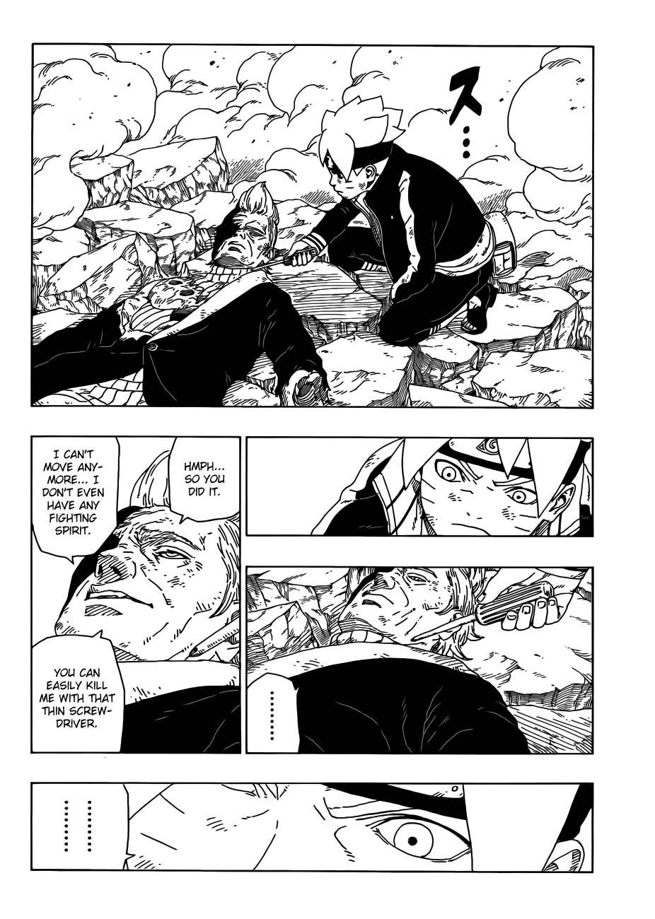 Boruto Manga, Chapter 22 image 029