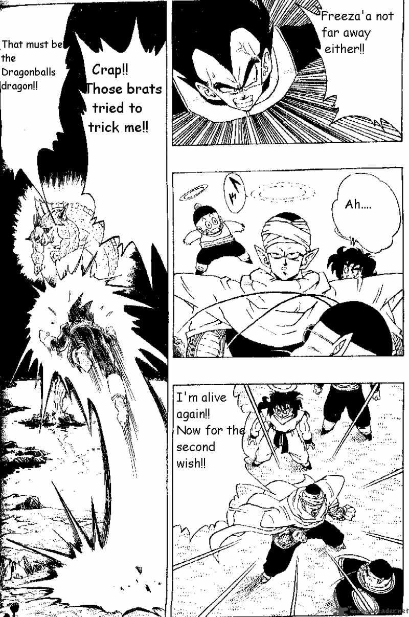 Dragon Ball, Chapter 293 image 008