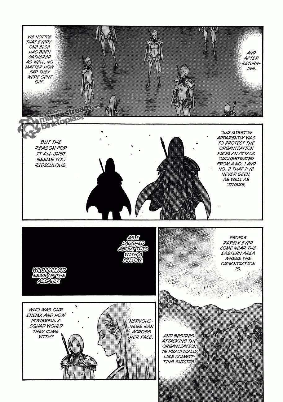 Claymore, Chapter 113 image 016