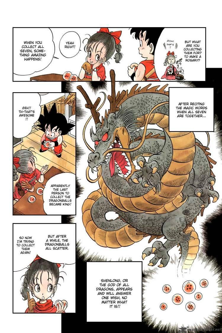 Dragon Ball, Chapter 1 image 022