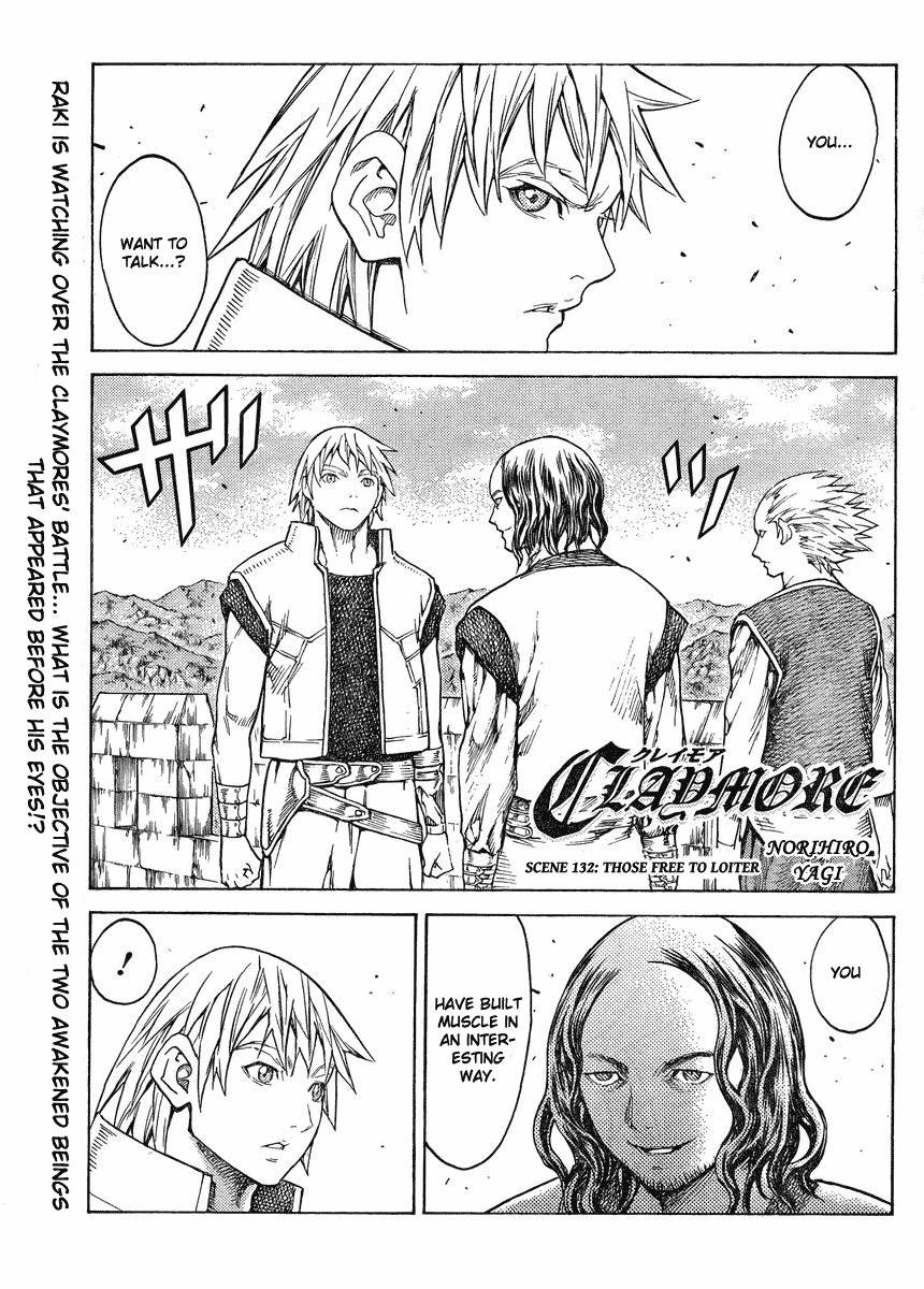 Claymore, Chapter 132 image 001