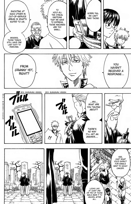 Gintama Chapter, 352 image 016