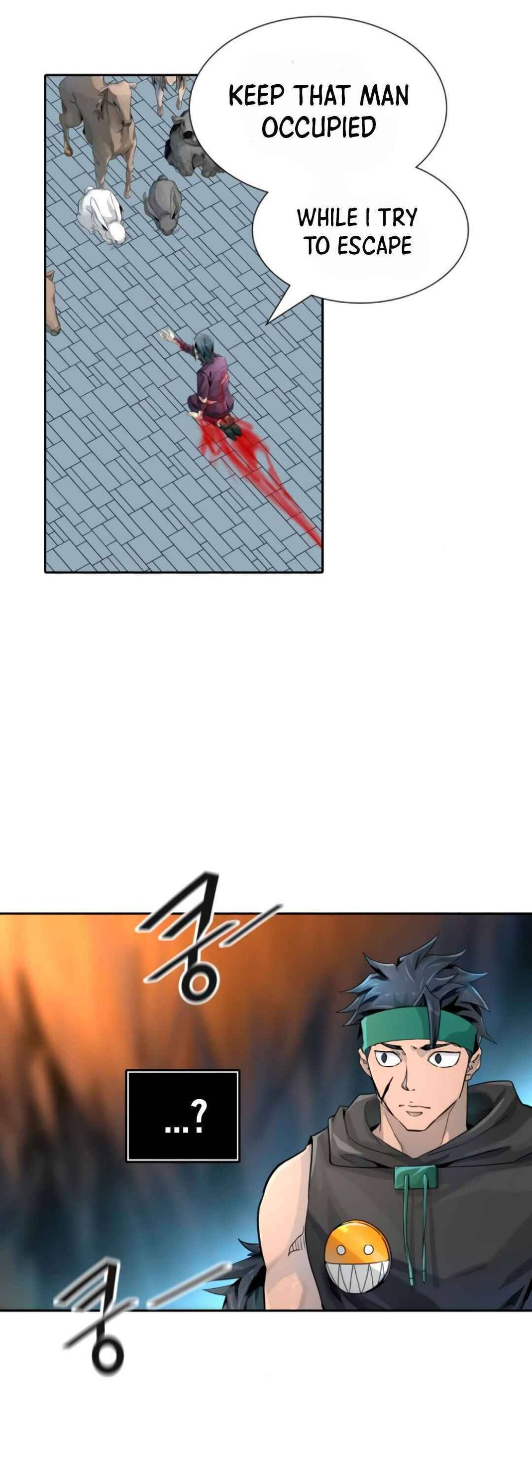Tower Of God, Chapter 494 image 082