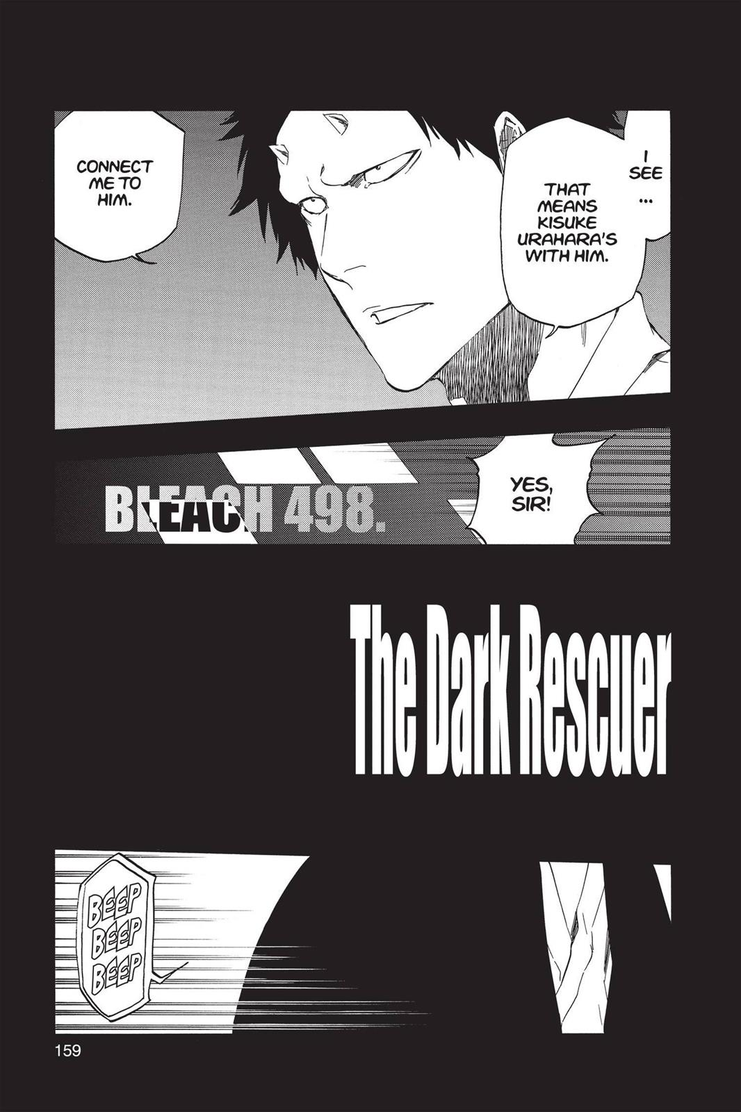 Bleach, Chapter 498 image 003