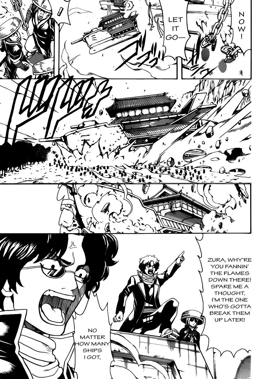 Gintama Chapter, 573 image 014