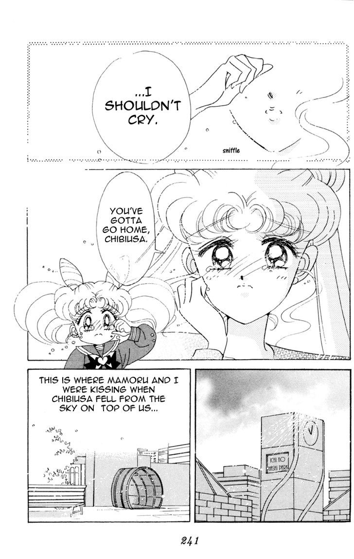 Sailor Moon, Cahpter 26 image 051