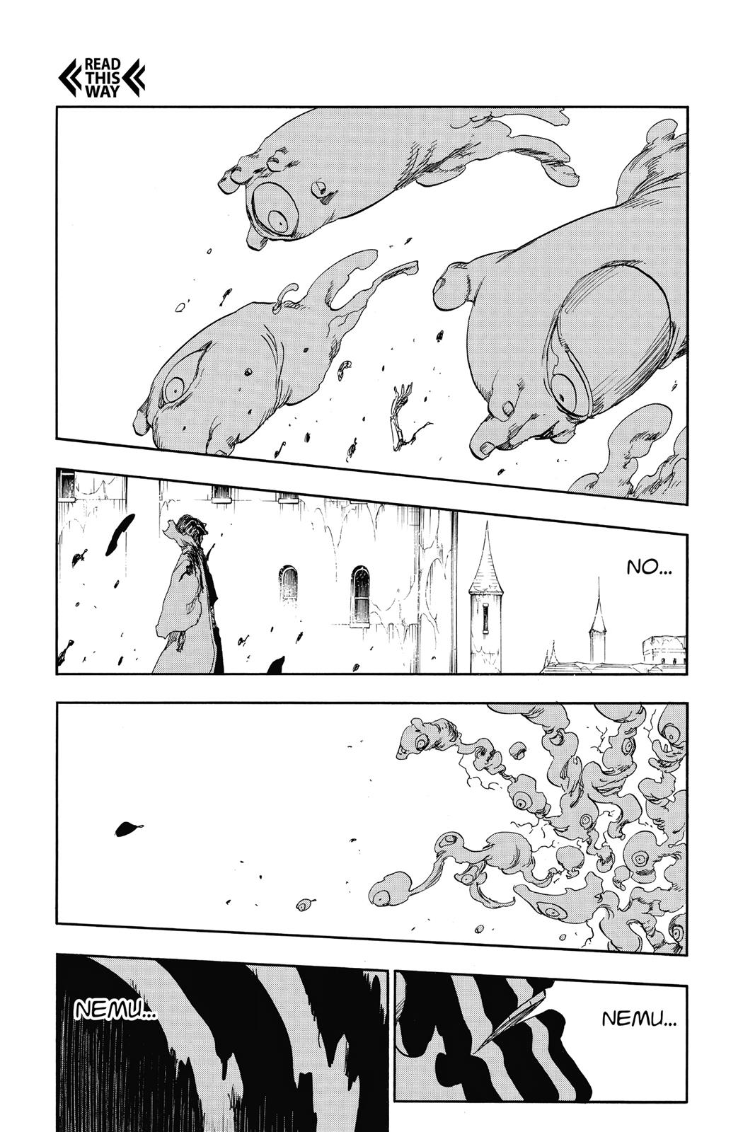 Bleach, Chapter 643 image 013